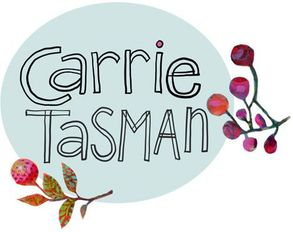 CARRIE TASMAN | PAINTINGS AND DESIGN